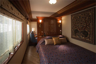 Rooms of Maharajas Express